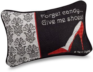 Bed Bath & Beyond Forget Candy Decorative Toss Pillow