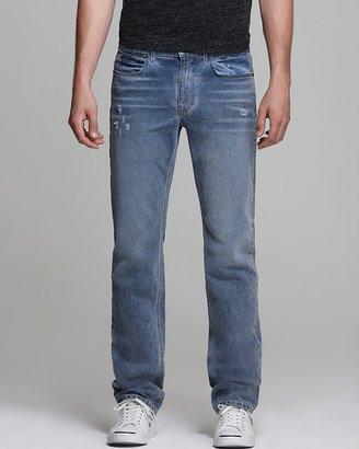 Joe's Jeans The Brixton Slim Straight Fit in Indigo