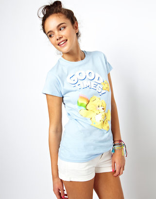 Joystick Junkies Care Bears Good Times T-Shirt