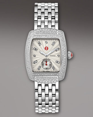Michele Watches Urban Mini Diamond Watch & Bracelet