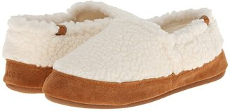 Acorn Moc (Buff Popcorn) Women's Moccasin Shoes