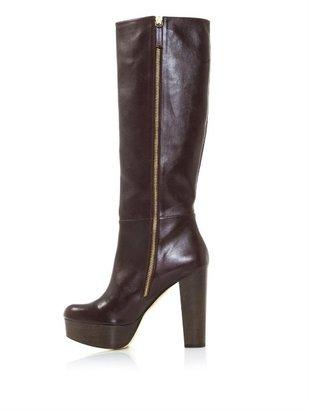 Stella McCartney Bailey knee-high platform boots