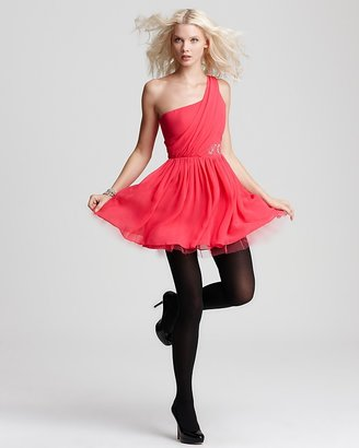 Lipsy Dress - One Shoulder Party