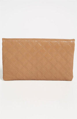 Marc Jacobs 'Baroque Eugenie - Large' Leather Clutch