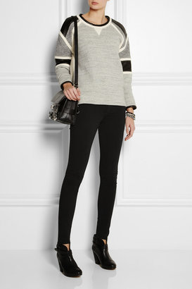 Rag and Bone Rag & bone Mid-rise leggings-style jeans