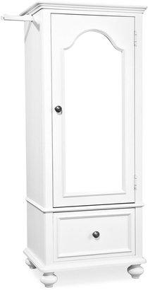 Roseville Kids Bedroom Furniture, Wardrobe with Mirrored Door