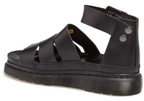 Dr. Martens 'Clarissa' Leather Sandal