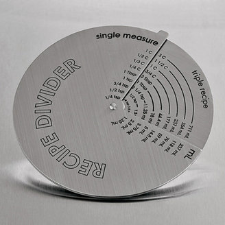 Recipe Divider and Measure Equivalent Magnets