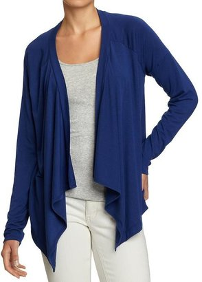 Old Navy Women's Open-Front Jersey Lounge Cardis