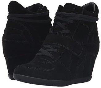 Ash Bowie (Black/Black/Black) Women's Lace-up Boots