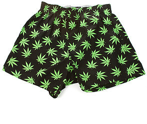 HUF The Plantlife Boxers