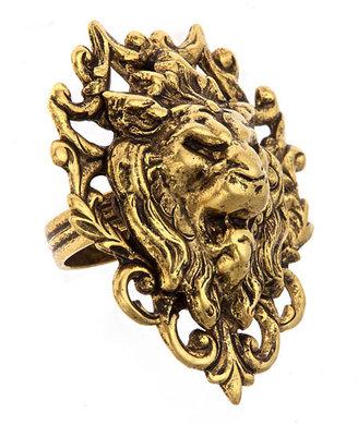 Yochi Lion Ring
