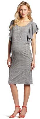 Nuka Women's Maternity Frill Dress