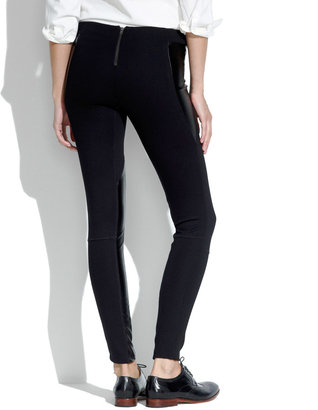Madewell Ponte Panel Leggings