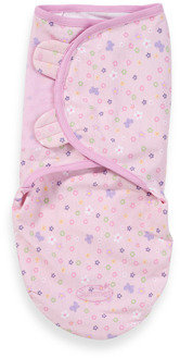 Summer Infant SwaddleMe® Small/Medium Adjustable Infant Wrap by Butterflies