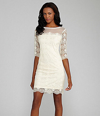 Max & Cleo Lace Cocktail Dress