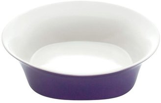 Rachael Ray 10 in. Round Serving Bowl in Purple