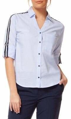 Dex Classic Button-Down Shirt