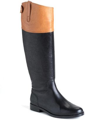 Lauren Ralph Lauren Jenessa Leather Riding Boots