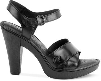 Børn Shoes, Adana Platform Sandals