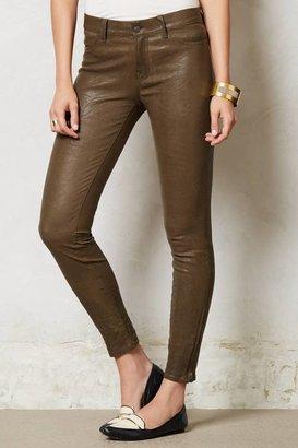 J Brand Super Skinny Leather Leggings