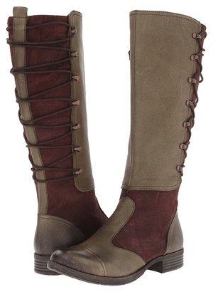Naya Apollonia (Shredded Wheat/Malt Taupe Leather) - Footwear