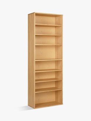 John Lewis & Partners Abacus 7 Shelf Bookcase, FSC-Certified
