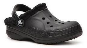 Crocs Fleece Baya Boys Toddler & Youth Clog