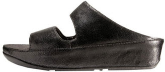 FitFlop Lolla Crackle (black)