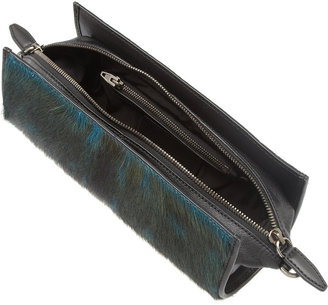 Alexander Wang Pelican deer clutch bag