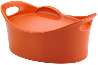 Rachael Ray Bubble and Brown 4.25 Qt. Oval Casserole