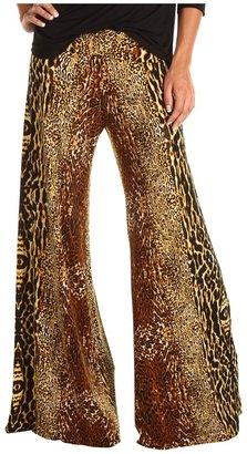 KAMALIKULTURE - Wide Pants (Black) - Apparel