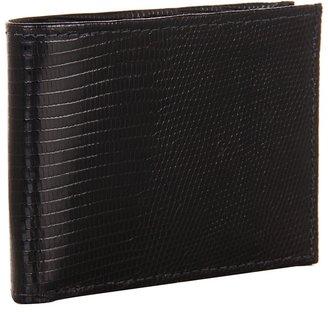 Torino Leather Co. Lizard Wallet