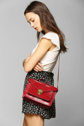Urban Outfitters Cooperative Alexis Push-Lock Crossbody Bag
