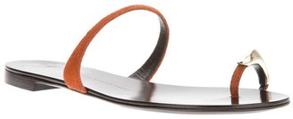 Giuseppe Zanotti Design toe strap sandal