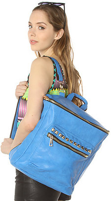 Street Level The Uninvited Backpack in Ferocious Blue