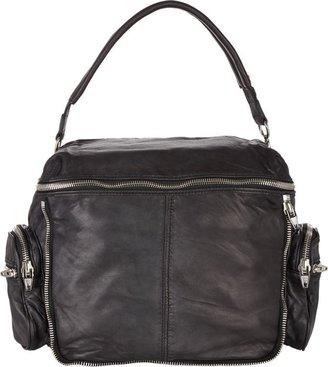 Alexander Wang Jane Shoulder Bag-Black