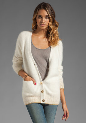 Juicy Couture Angora Cardigan