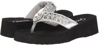 Grazie Sabina (Silver) - Footwear