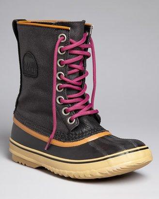 Sorel Lace Up Cold Weather Boots - 1964 Premium