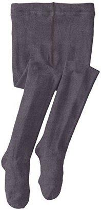 Jefferies Socks Girls' Seamless Organic Cotton Tights