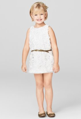 Milly Minis Rose Shift Dress