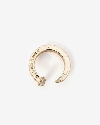 Giles & Brother Crystalized Nail Ring