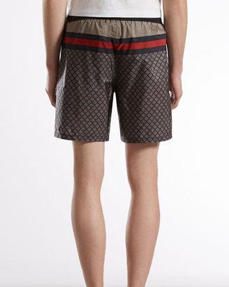Gucci Diamante Boardshorts