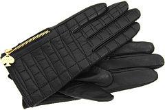 Kate Spade Bethesda Terrace Quilted Logo Glove Dress Gloves