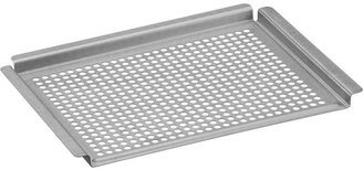 Crate & Barrel Brushed Stainless Steel Grill Grid
