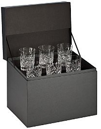 Waterford Lismore Double Old Fashioned Glass, Set of 6