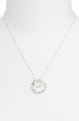 Anna Beck 'Floating O' Double Circle Necklace (Online Only)