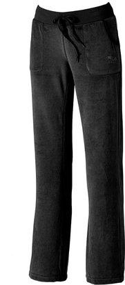 Fila sport ® velour lounge pants - women's