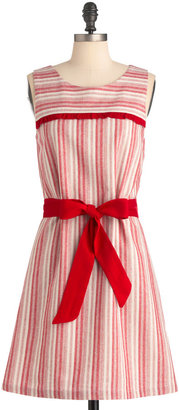 Strawberry Sunday Dress
